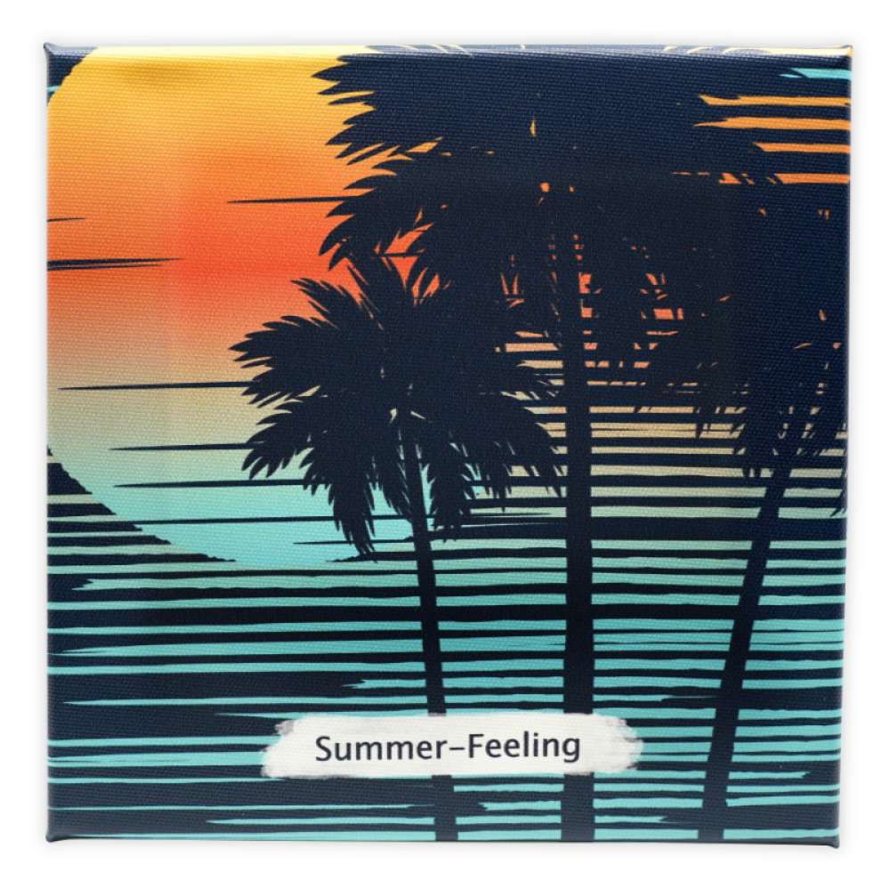 <p>Summer, sun, sunshine - what should not be missing? Exactly! The perfect playlist to get into the right summer mood.</p>