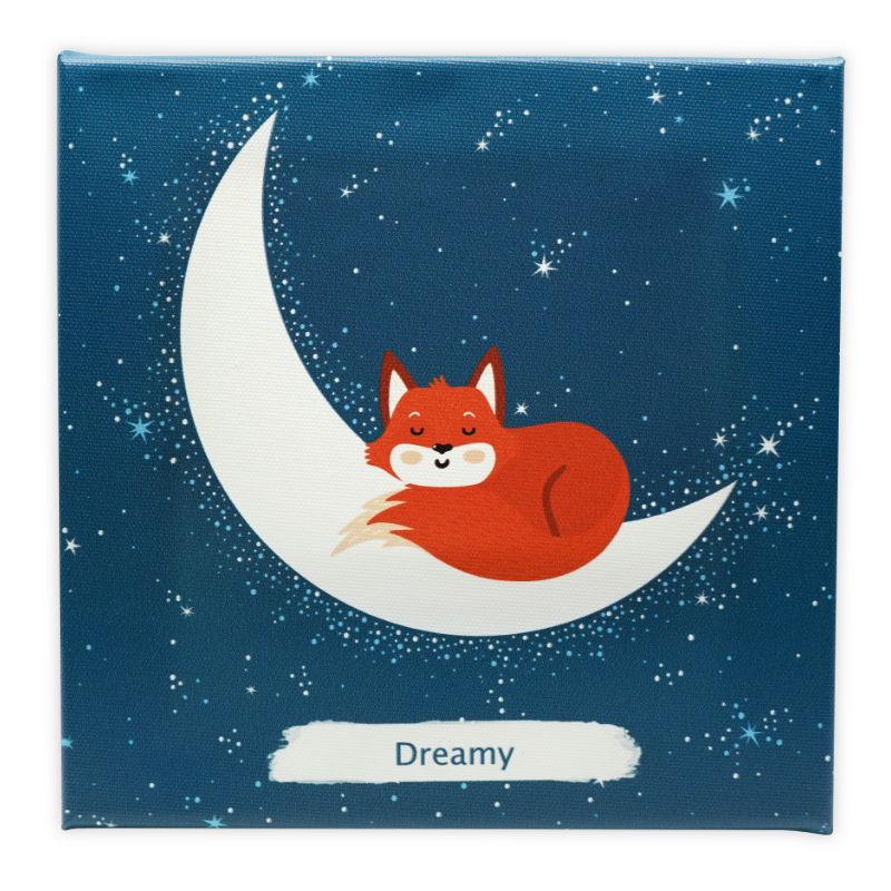 "<p>With the matching ""Dreamy"" screen, the night can only be good. Cradle yourself with soft tones into sleep and into your dream world.</p>"